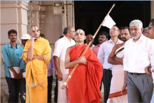 HH Chinnajeeyar Swamiji Visited Statue of equality MARBLES Ramanuja srs